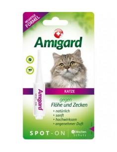 Amigard Spot-on KATZE Einzelpackung