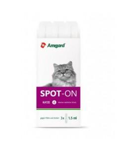 Amigard Spot-on KATZE Dreierpackung