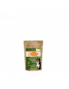 PURE Kaninchen & Kürbiskerne 400g - single Protein & getreidefrei