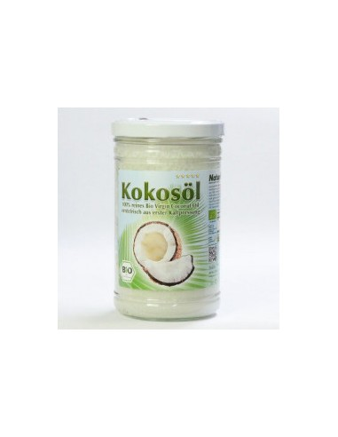 BIO-Kokosöl 1 Liter- 100% natives Kokosöl (Virgin Coconut Oil)
