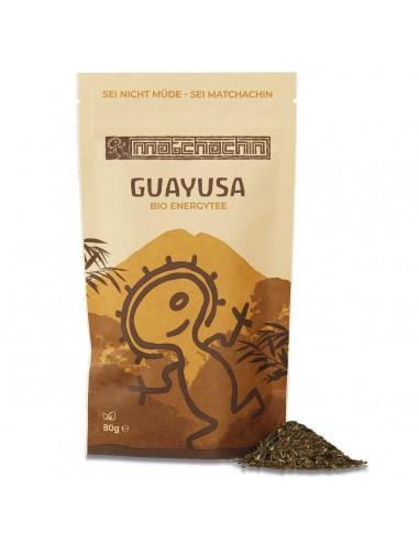 Guayusa Energy Tee 100g
