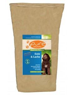 PURE Supreme Ente & Lachs - glutenfrei 15kg
