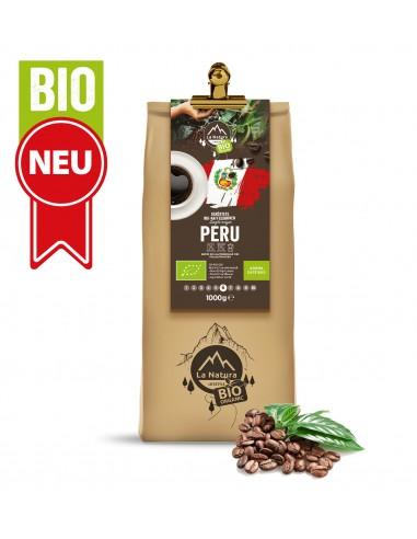 BIO Kaffee Bohnen PERU Plantagen Single Origin 250 g / 500 g / 1 kg