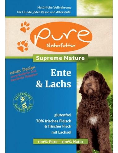 Muster PURE Supreme Ente&Lachs
